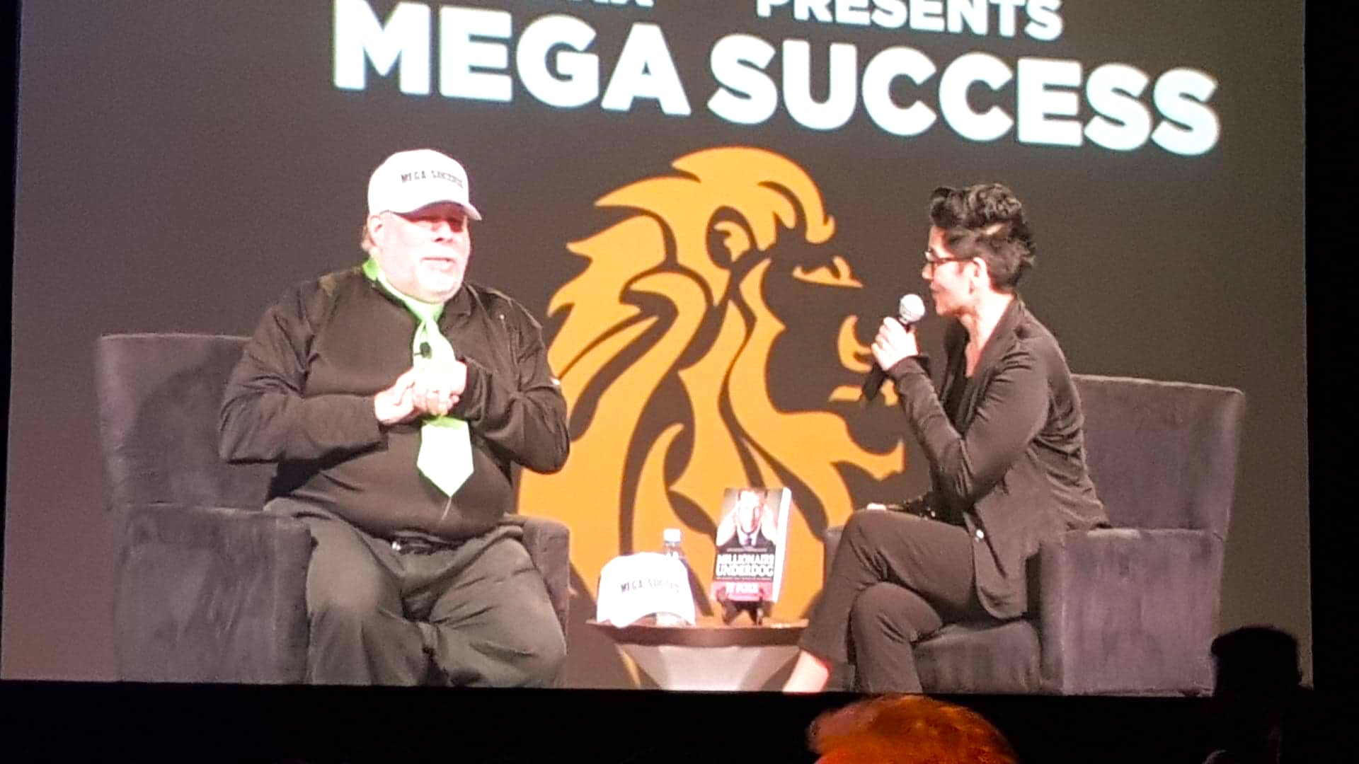 Der Schlüssel zum Erfolg ist Leidenschaft – sagt Apple Co-Founder Steve Wozniak…