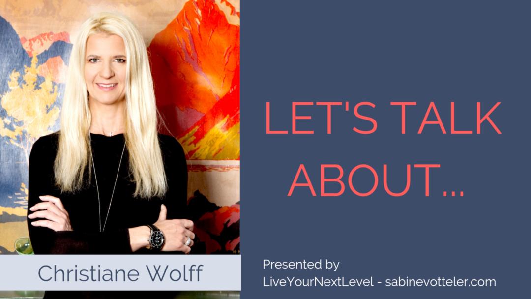 Interview Christiane Wolff Traumjob Selbständigkeit